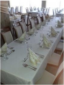 Étterem, Hungarospa Thermal Hotel, Hajdúszoboszló