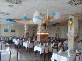 Hungarospa Thermal Hotel, Étterem