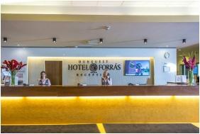 Reception, Hunguest Hotel Forras Szeged, Szeged