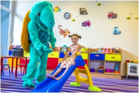 Hunguest Hotel Forras Szeged, Szeged, Playing room for children