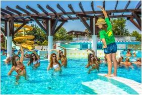 Outside pool, Hunguest Hotel Forras Szeged, Szeged