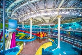 Hunguest Hotel Forras Szeged, Adventure pool