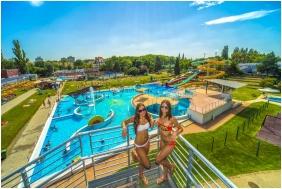 Hunguest Hotel Forras Szeged, Szeged, Outside pool