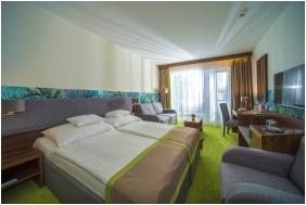 Kétágyas szoba - Hunguest Hotel Forrás Szeged