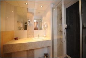 Fürdőszoba - Hunguest Hotel Forrás Szeged