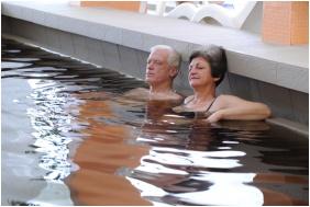 Inside pool - Hunguest Hotel Hoforras