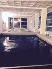 Hotel Hőforrás, Hajdúszoboszló, Belső medence