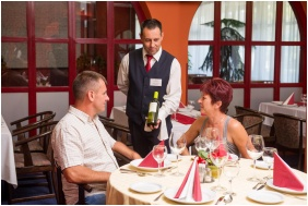 Wine tasting, Hunguest Hotel Nagyerdo, Debrecen
