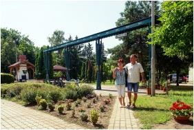 Hunguest Hotel Nagyerdő, Terasz - Debrecen