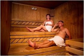 Hunguest Hotel Nagyerdo, Sauna