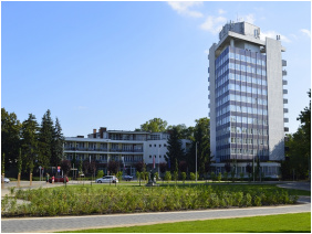 Hunguest Hotel Nagyerdo, Debrecen, Building