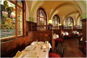 Hunguest Hotel Palota, Restaurant - Lillafured