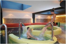 Adventure pool, Hunguest Hotel Palota, Lillafured