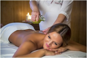 Massage, Hunguest Hotel Palota, Lillafured