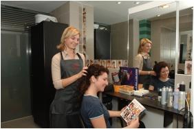 Hairdresser - Hunguest Hotel Palota