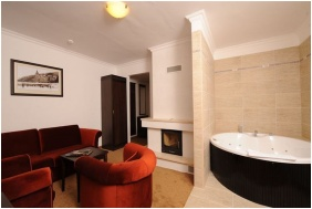 Hunguest Hotel Palota, VIP apartment - Lillafured