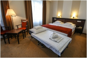 Double room with extra bed - Hunguest Hotel Palota