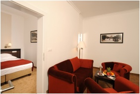 Hunguest Hotel Palota, Junior suite - Lillafured