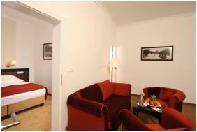 Junior suite - Hunguest Hotel Palota