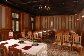 Banquet hall, Hunguest Hotel Palota, Lillafured