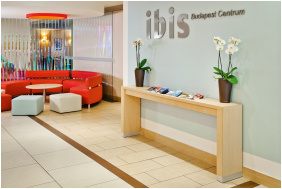 , Hotel Ibis Budapest Centrum, Budapeszt