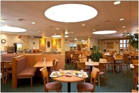 Ibis Budapest Centrum Hotel, Breakfast room