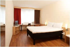 Ibis Budapest City Hotel, Budapest, Chambre double