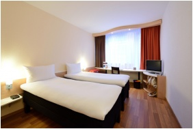 Hotel Ibis Budapest City, Chambre twin