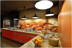Hotel Ibis Budapest City, Frokost