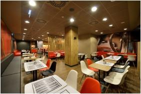 Breakfast room - Hotel Ibis Budapest City