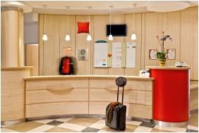 Ibis Hotel Gyor, Reception