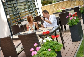 İmola Hotel Platan, Bar Terrace