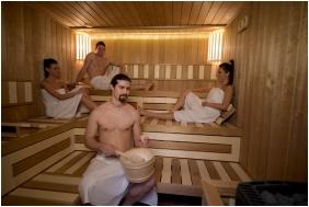 İmola Hotel Platan, Eğer, Sauna