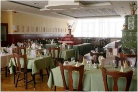 In Hotel, Restaurant