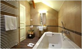 poly Resdence - Balatonfured, Junor Sute - bathroom