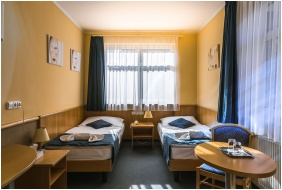 Jagello Business Hotel, Chambre twin - Budapest