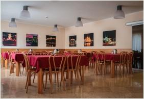 Jagello Business Hotel, Budapest, Breakfast room