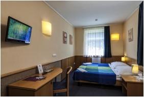 Kamer met twee bedden