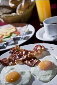 Hotel Jagello, Budapeszt, Śniadanie