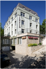 Building - Hotel Jagello