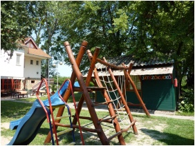 Playground, Hotel Janette, Balatonkeresztur