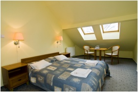 Hotel Zsanett, Suite