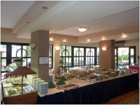Restaurant, Hotel Zsanett, Balatonkeresztur