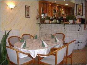 Hotel Janette, Restaurant - Balatonkeresztur
