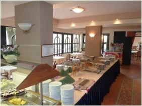 Hotel Zsanett, Restaurant - Balatonkeresztur