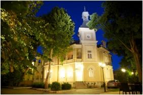 Jókai Villa, Alkony
