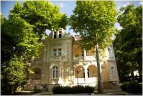 Épület, Jókai Villa, Siófok