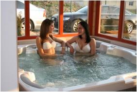 Joo-to Ronk Guesthouse, Marcalgergelyi, Whirl pool