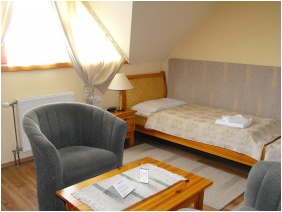 Twin room, Jozsi Bacsi Hotel & Restaurant, Szombathely