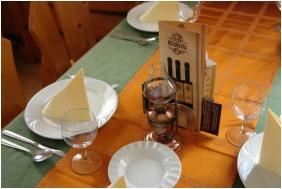 Restaurant, Jozsi Bacsi Hotel & Restaurant, Szombathely